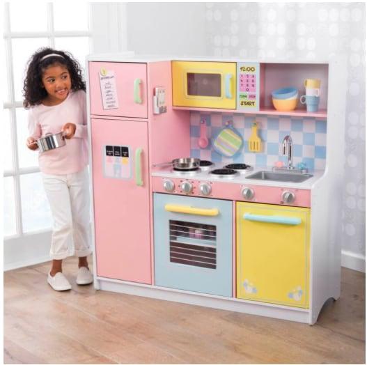 Le cucine giocattolo per bambini, un regalo che non passa ...