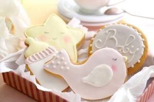 biscotti annuncio nascita