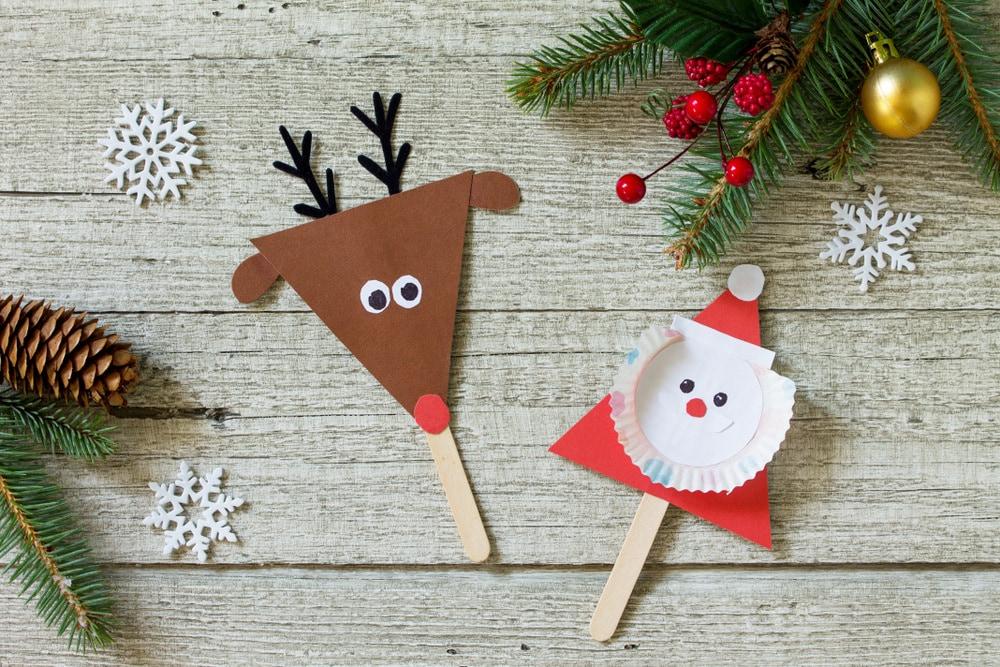 Lavoretti Di Cartoncino Per Natale.40 Lavoretti Di Natale Bellissimi Da Fare A Casa Nostrofiglio It
