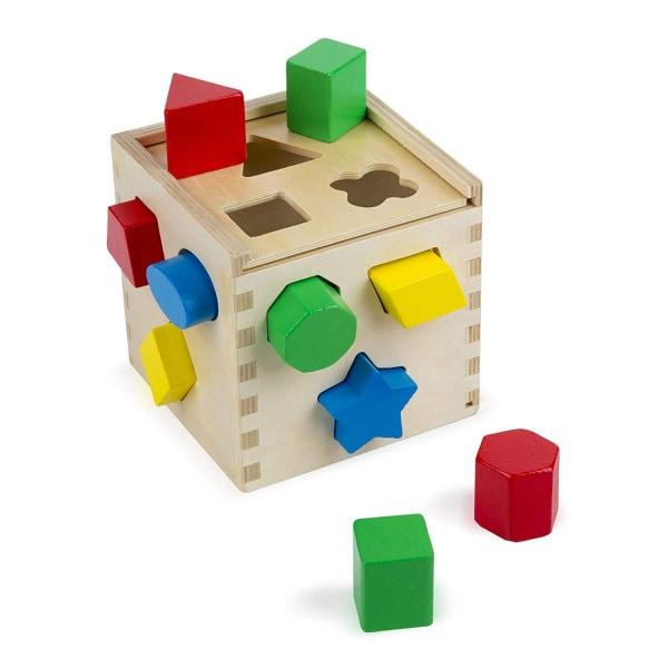 Cubi con forme