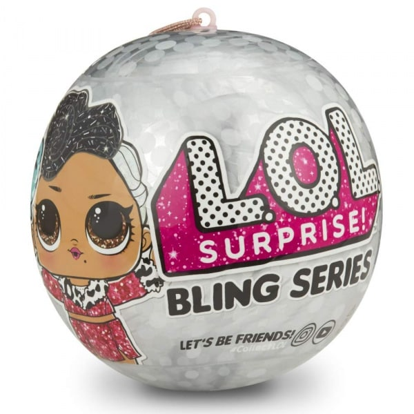 Glitter Bling LOL Surprise