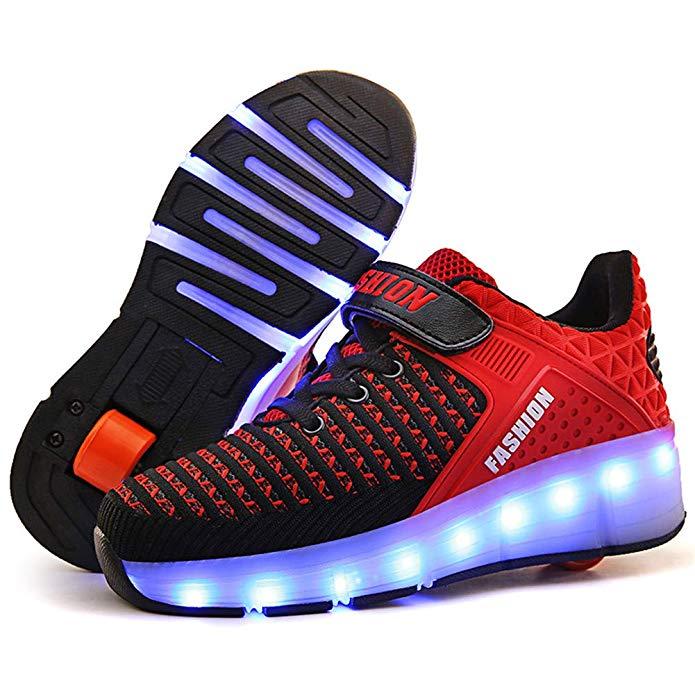 premium selection d7395 ce04f Le più belle scarpe con rotelle per bambini - Nostrofiglio.it
