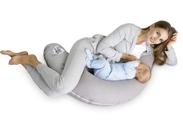 Cuscino gravidanza Sei design