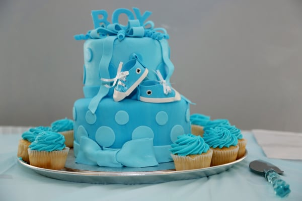 Torte per baby shower