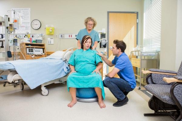 dolore del parto, strategie non farmacologiche
