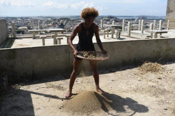 Danza classica nelle favelas