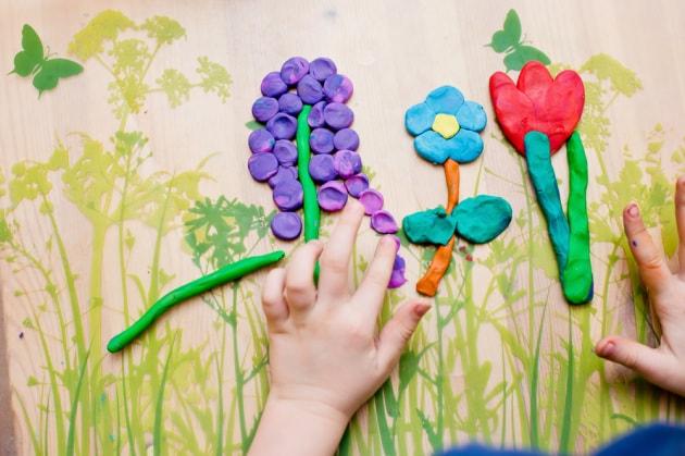 fioridiplastilina