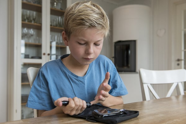 diabete pediatrico, diabete in età pediatrica, diabete nei bambini