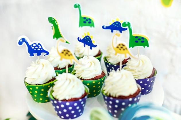 7dinosauricupcake