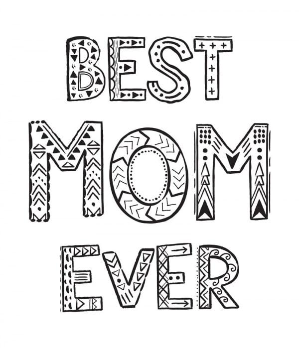 migliore mamma al mondo