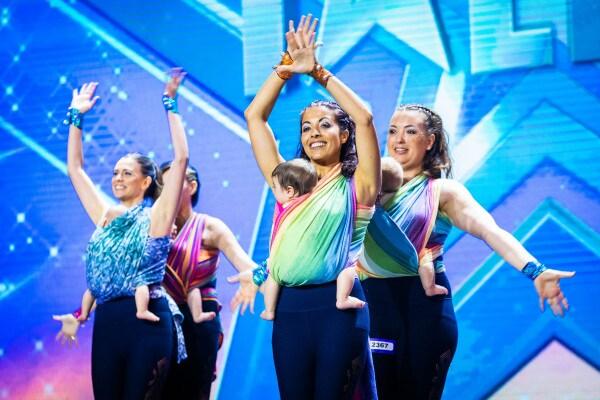 danza in fascia italia's got talent 6