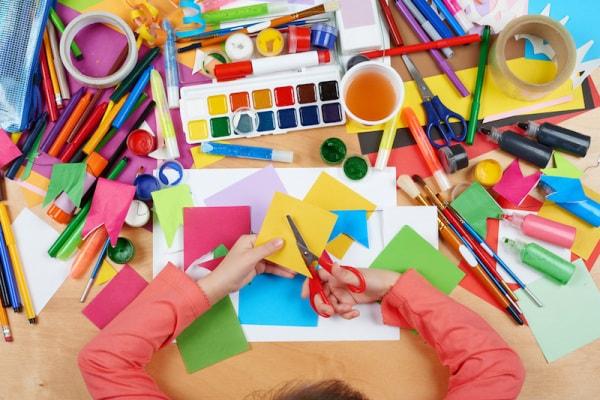 Lavoretti di carta da fare con i bambini