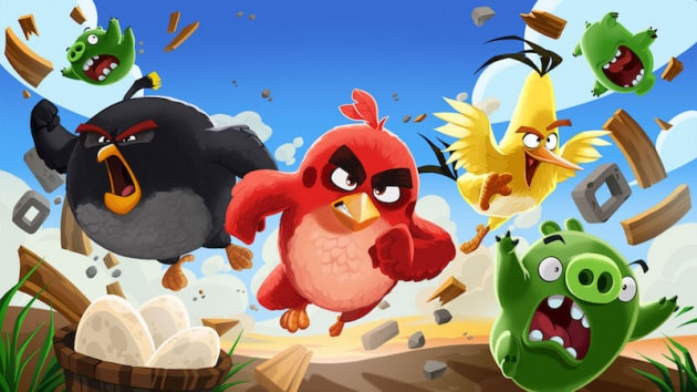 7angrybirds