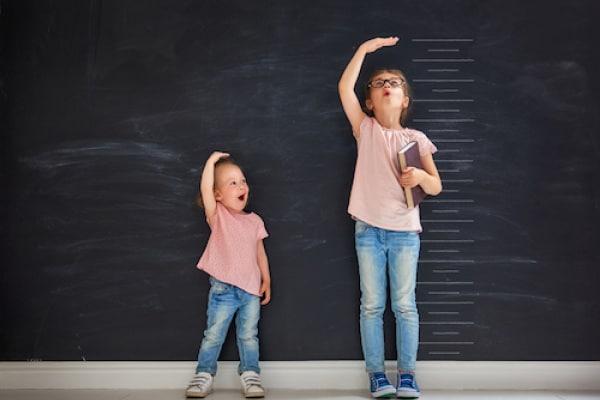 tappe di sviluppo del bambino