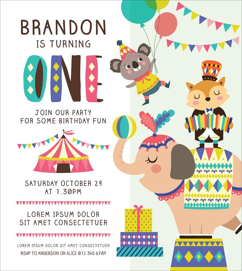Immagini Compleanno Bimbi.20 Inviti Di Compleanno Davvero Originali Per Bambini