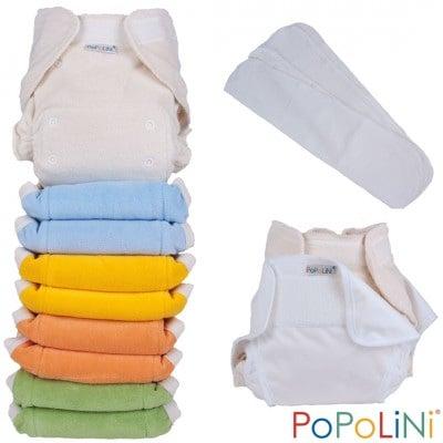 Pannolini lavabiliRainbow soft cotone