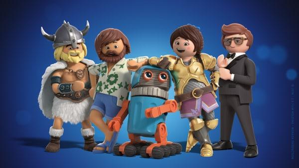 Film d'animazione sui Playmobil