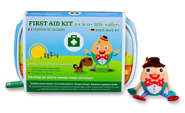 kit pronto soccorso bambini