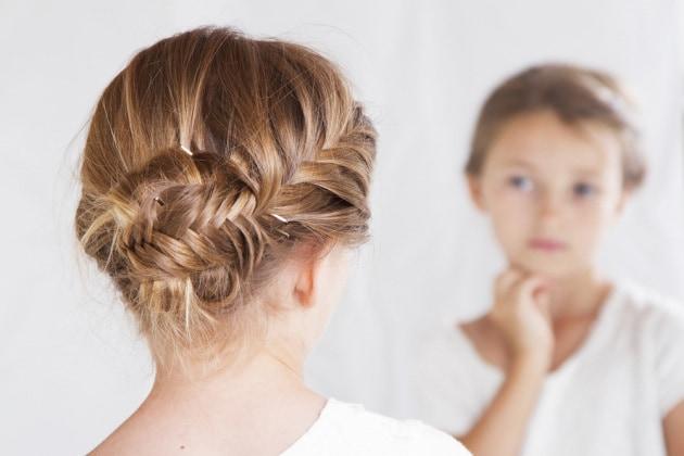 20 Acconciature Adorabili Per Bambine Con I Capelli Lunghi