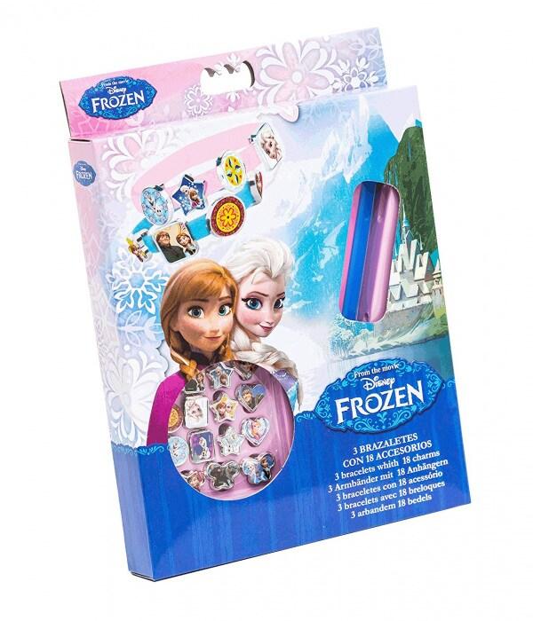 Bracciali con charms Frozen