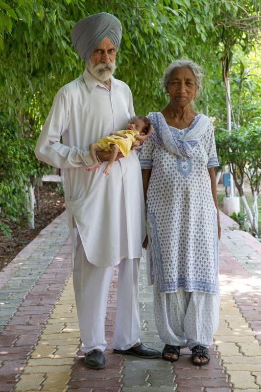 mamma più vecchia del mondo