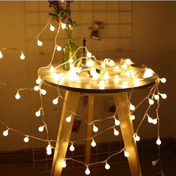 Catena di luci da esterno