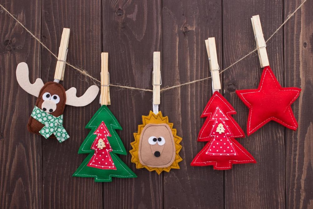 Pannolenci Lavoretti Di Natale.Lavoretti Di Natale Per Bambini Della Scuola Primaria Nostrofiglio It