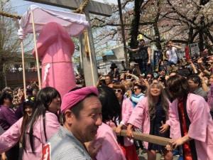 festival del fallo Giappone