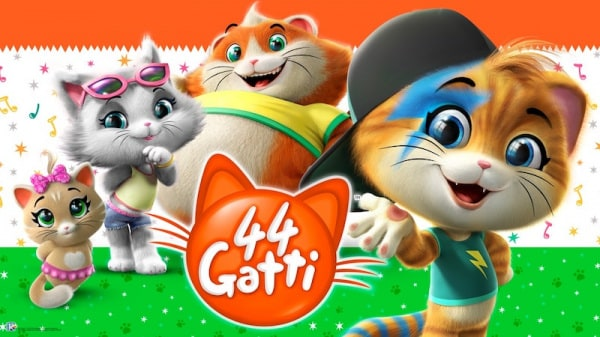44 gatti tutto sulla serie animata del momento nostrofiglio.it