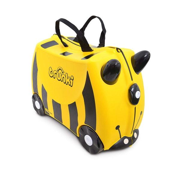 valigia cavalcabile bambini