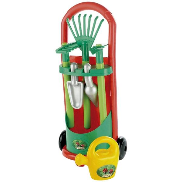 attrezzi da giardino per bambini Ecoiffier