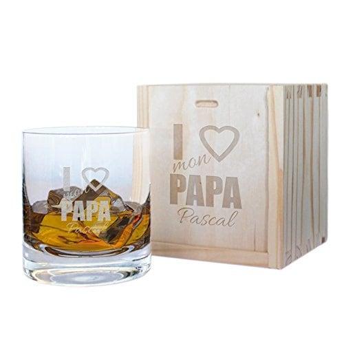 Bicchiere da whisky Festa del papà