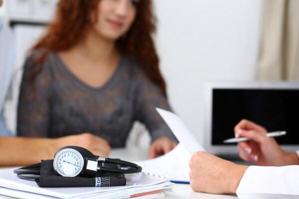 prima visita ostetrica, prima visita dal ginecologo in gravidanza