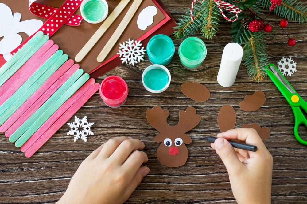 Lavoretti Di Natale Con Uncinetto.40 Lavoretti Di Natale Bellissimi Da Fare A Casa Nostrofiglio It